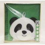 Луксозен детски метър за стена и албум за снимки- Панда