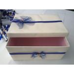 Кутия за подарък или за пари в морски стил